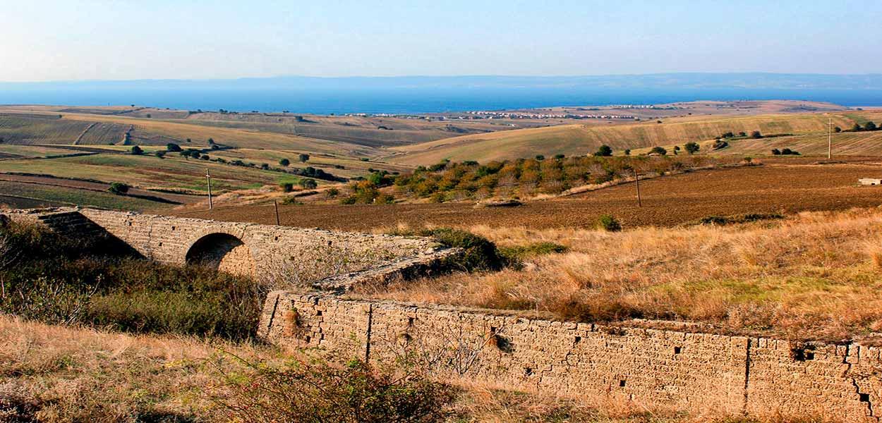 Escenarios bélicos de la Primera Guerra Mundial en Gallipoli -
