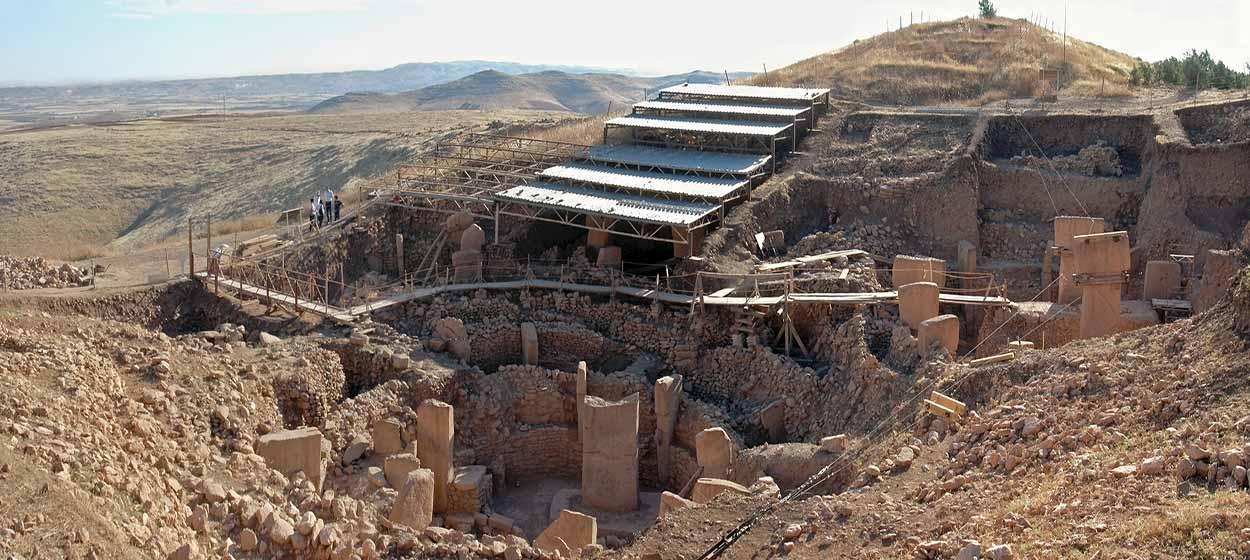 Göbekli Tepe, un santuario de 14.000 años de antiguedad -