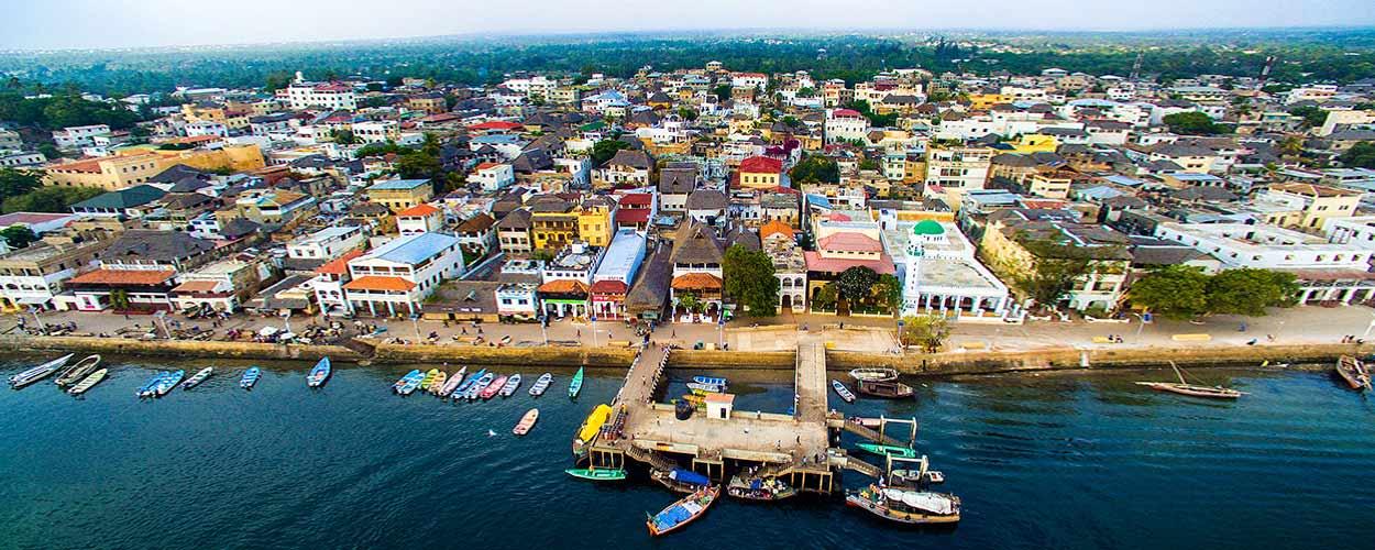 La ciudad Lamu - guía de turismo de Kenia
