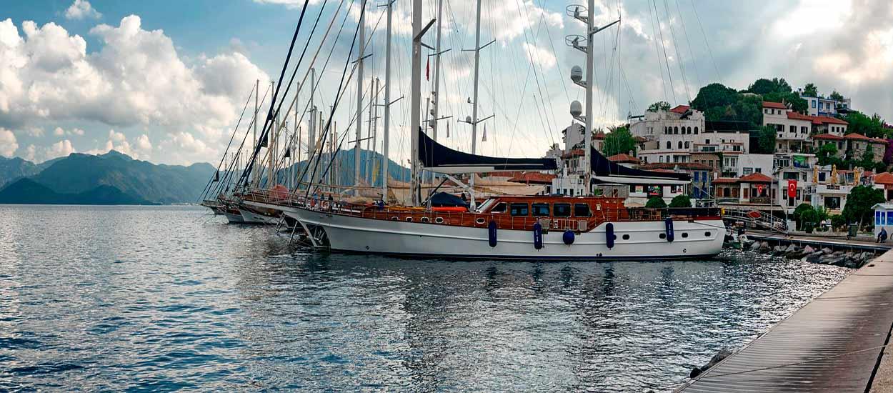Marmaris - Turquía turismo