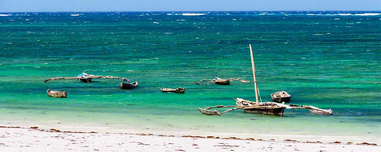 Diani beach - guía de turismo de Kenia