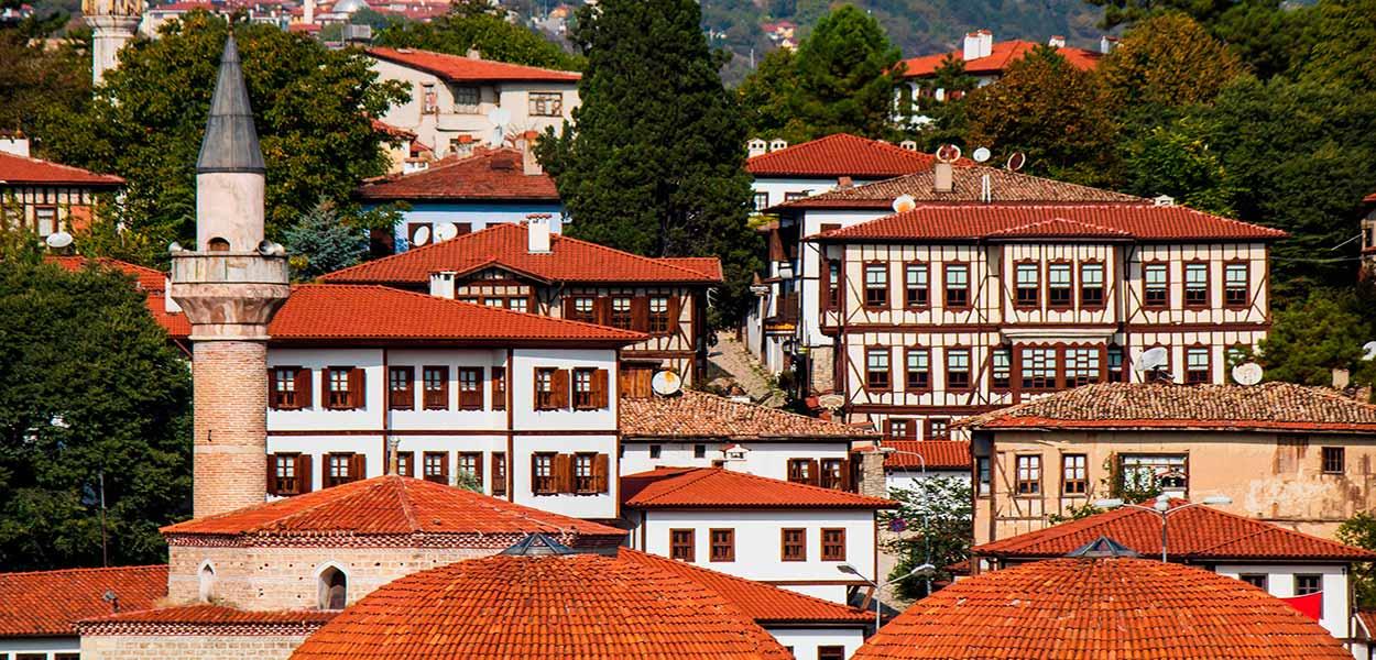 Turquía turismo: Safranbolu